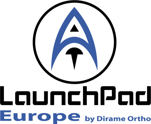 Launchpad Europe by Dirame Ortho logo